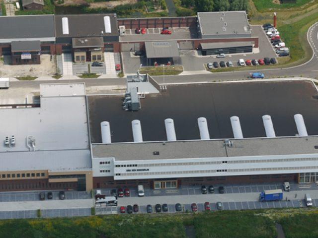 Kantoor Bodegraven, Van den Oudenrijn Projectontwikkeling Bodegraven