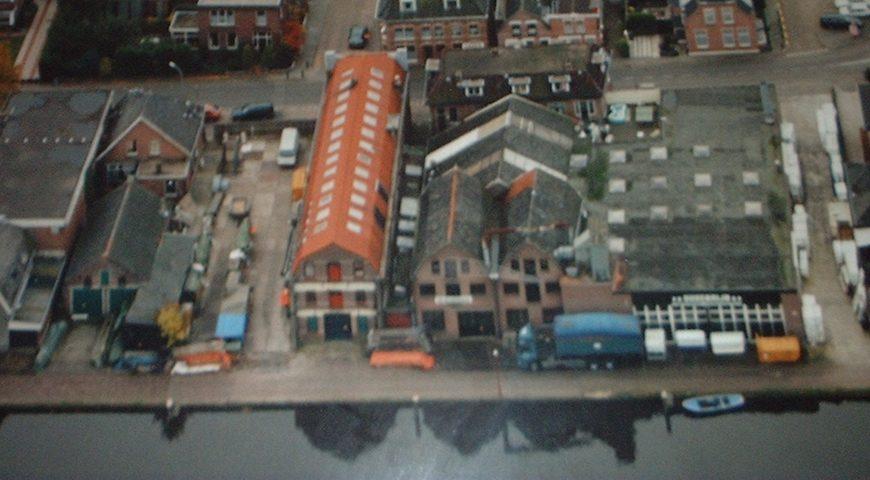 Wilhelminastraat Bodegraven, locatie 2, Van den Oudenrijn Projectontwikkeling Bodegraven