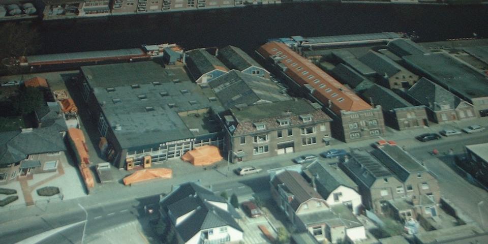 Wilhelminastraat Bodegraven, locatie, Van den Oudenrijn Projectontwikkeling Bodegraven