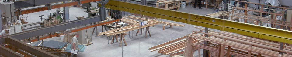 Timmerfabriek Van den Oudenrijn Bodegraven