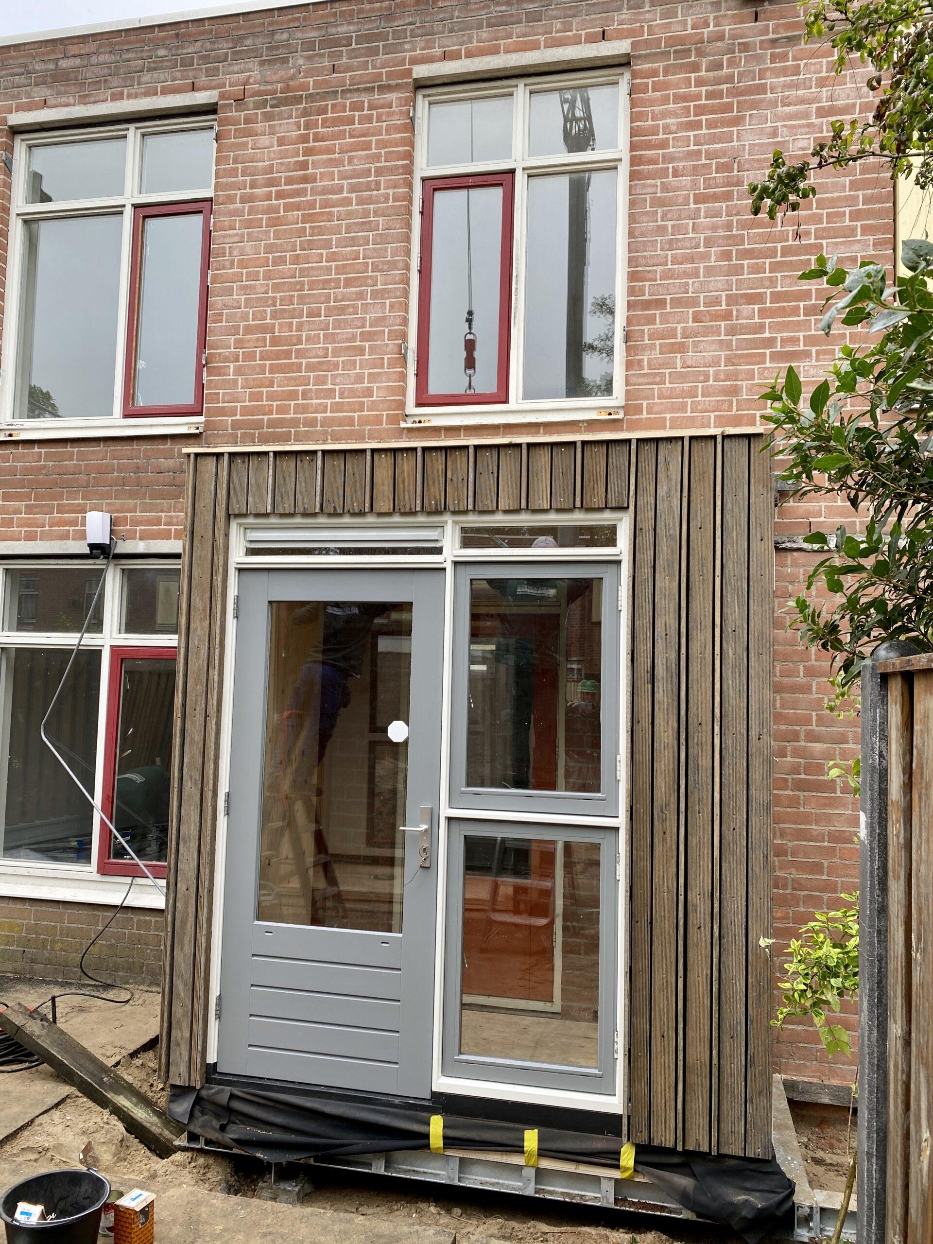 Circulaire aanbouwen Kuilsenhofweg te Amsterdam